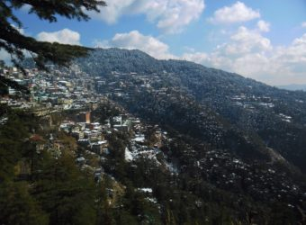Roadmap to the Uninhabited Heavens of Upper Shimla