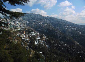 Roadmap to the Uninhabited Heavens of Upper Shimla