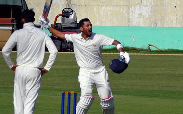 Prashant Chopra triple century