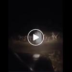 कोटरोपी में दिख रहे भूत की वायरल वीडियो का सच