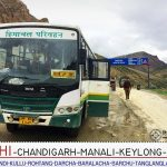 Delhi to Leh, HRTC's Longest Bus Route, Detailed Information